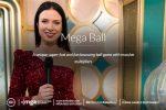 Gameplay Mega Ball Evolution Gaming