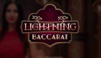 Logo Game Lightning Baccarat