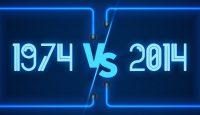 Penjudi 1974 vs Penjudi 2014